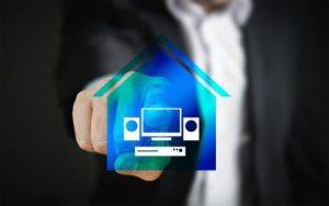 Audio/video installatie in smart home